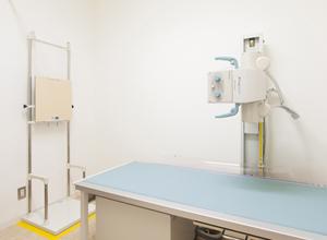 X線室のイメージ